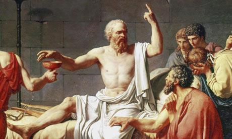 Sokratova smrt