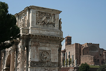Konstantinov slavoluk u Rimu