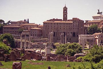 Ostaci antičkog Rima