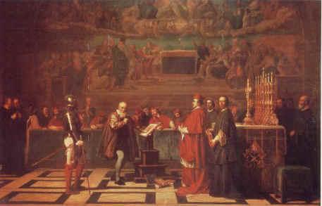 Galilej na sudu inkvizicije
